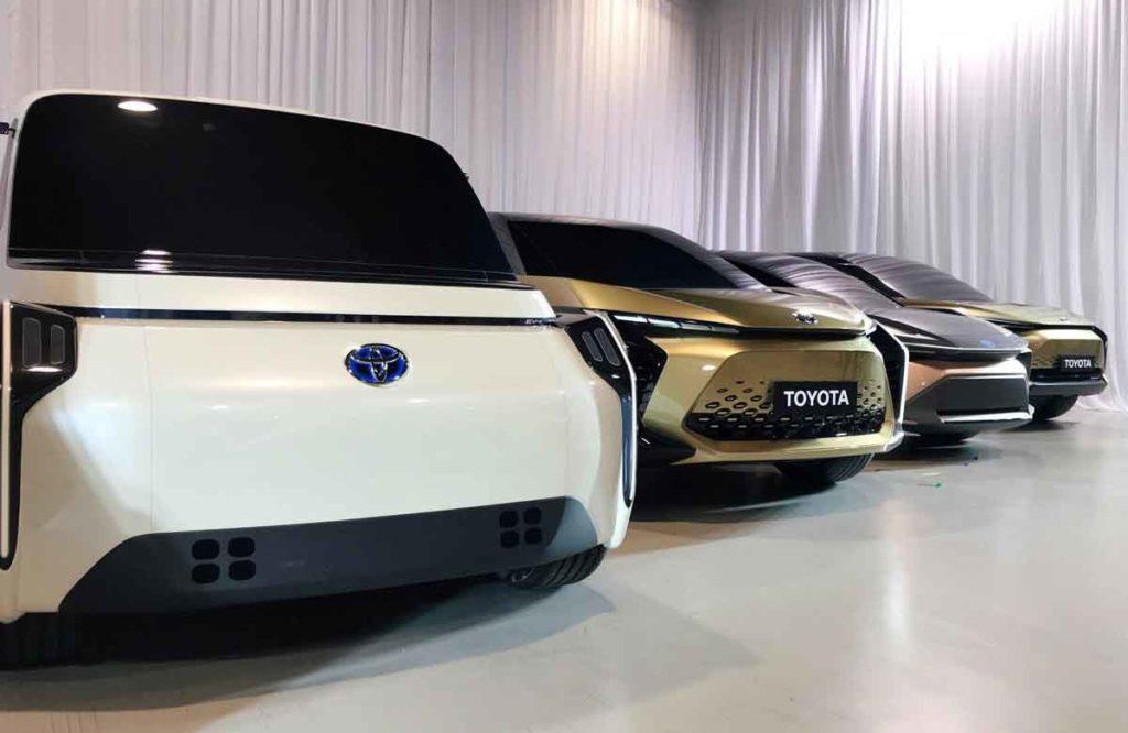 อนาคตรถยนต์ไฟฟ้าเมืองไทย